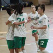 El Joventut d'Elx, uno de los clubes de fútbol sala femenino más importantes de la provincia.
