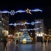 Iluminación navideña en Teruel