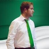Pablo Conejero, entrenador del Elche CF Sala.