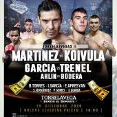 Velada de Boxeo en Torrelavega