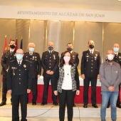Incorporación de nuevos policías locales a la plantilla de Alcázar