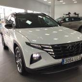 El nuevo Hyundai Tucson ya está en Málaga