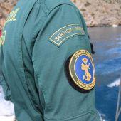 Interceptada una patera con 23 migrantes a bordo en Cala Figuera