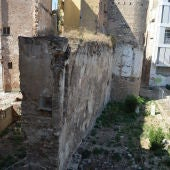 El Ayuntamiento adjudica la recuperación de los restos mejor conservados de la muralla islámica de València