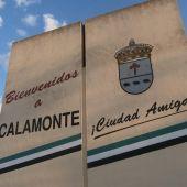 brote de coronavirus en Calamonte