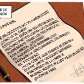 Almirón escribe su carta a Papá Noel: ¿Qué le pedirá?