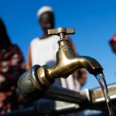 Grifo de Agua en África