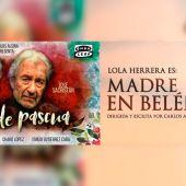 Carlos Alsina estrena el día de Navidad las ficciones sonoras 'La hoja de pascua' y 'Madre en Belén'