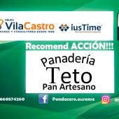 RecomendACCION!!! con Panadería Teto