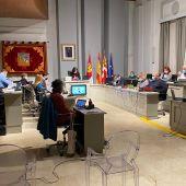 Último pleno de la Corporación Municipal en el que se aprueba la publicación del Plan General de Ordenación Urbana