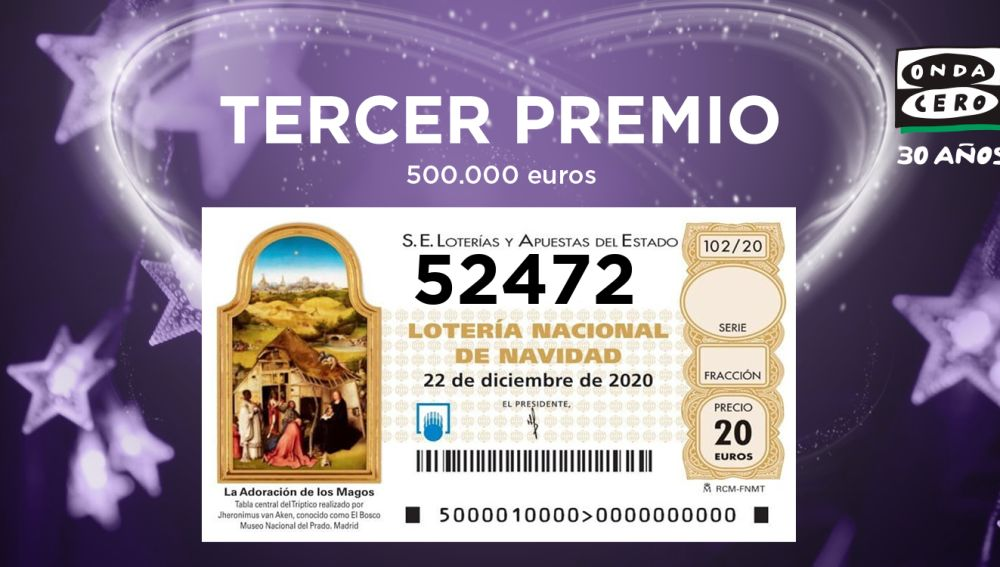 52472 tercer premio