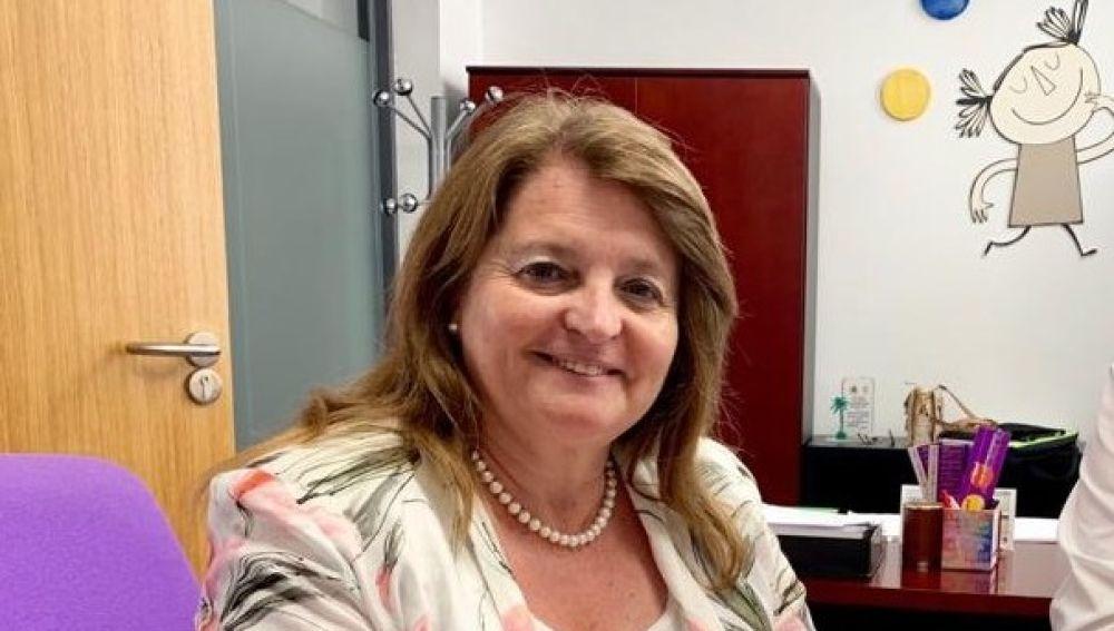 Julia Llopis, concejala de Sanidad