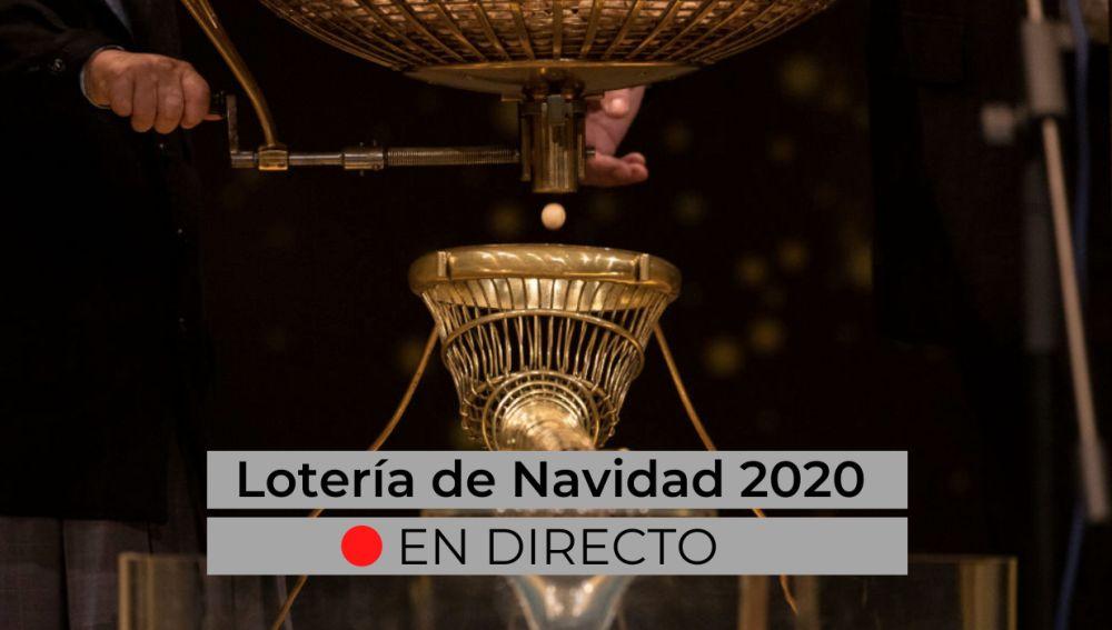 Comprobar Lotería Navidad 2020: lista completa de premios del sorteo, con terminaciones, reintegros y pedreas