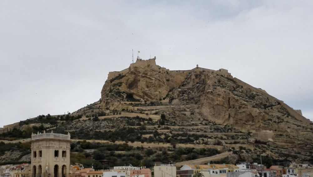 Castillo de Santa Bárbara de Alicante