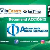 RecomendACCION!!! con Autoescuela Aurea Formación