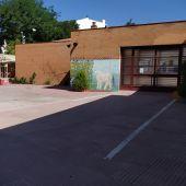 Patio Colegio Miguel de Cervantes