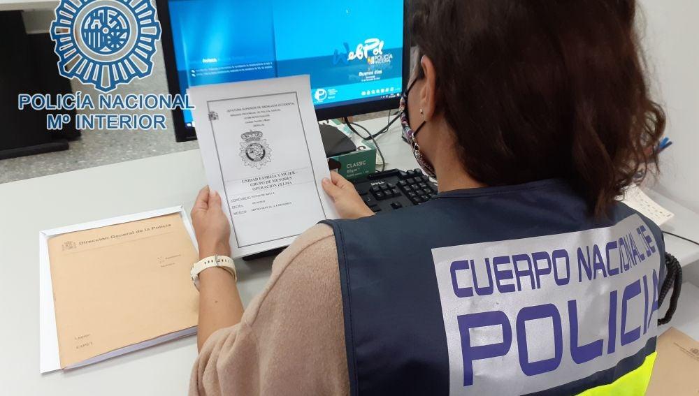 La Policía Nacional detiene en Sevilla a un hombre de 50 años por abusar sexualmente de cuatro menores