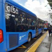Nuevas frecuencias en el transporte metropolitano