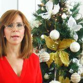 alcaldesa cartagena mensaje navidad 2020