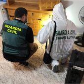 La Guardia Civil investiga la muerte de una joven de 26 años con un disparo en la cabeza