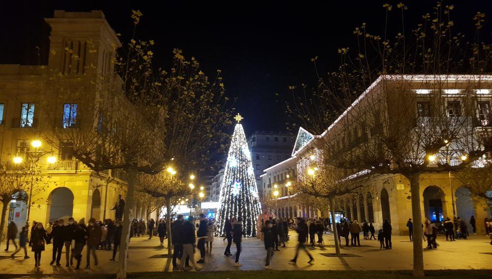 Navarra endurece las restricciones para Nochevieja