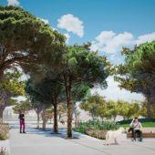 El Ayuntamiento licita la redacción del proyecto de la primera fase del parque de Cuevas Carolinas