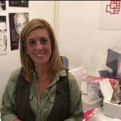 Mara Rodríguez, portavoz del PSOE