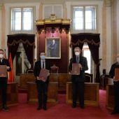Firma Pacto Local Alcalá de Henares