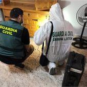 Detenida en Lorca una pareja por su presunta implicación en la muerte de una joven en Torrevieja