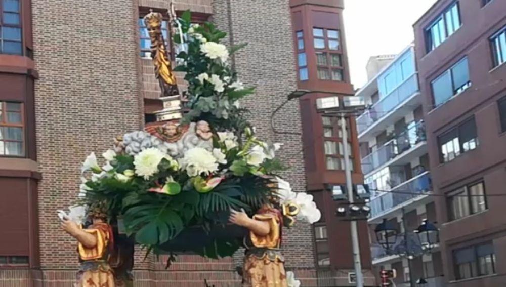 Las Candelas sin procesión ni actividades en la Plaza Mayor