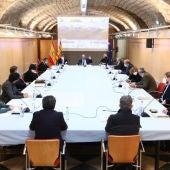 Los alcaldes del Pirineo dudan del plan de empleo propuesto por Lambán