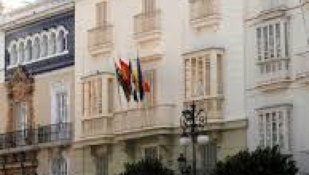 Sede de la UNED en Cádiz