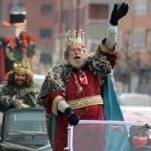 Desfile de Reyes Magos en León