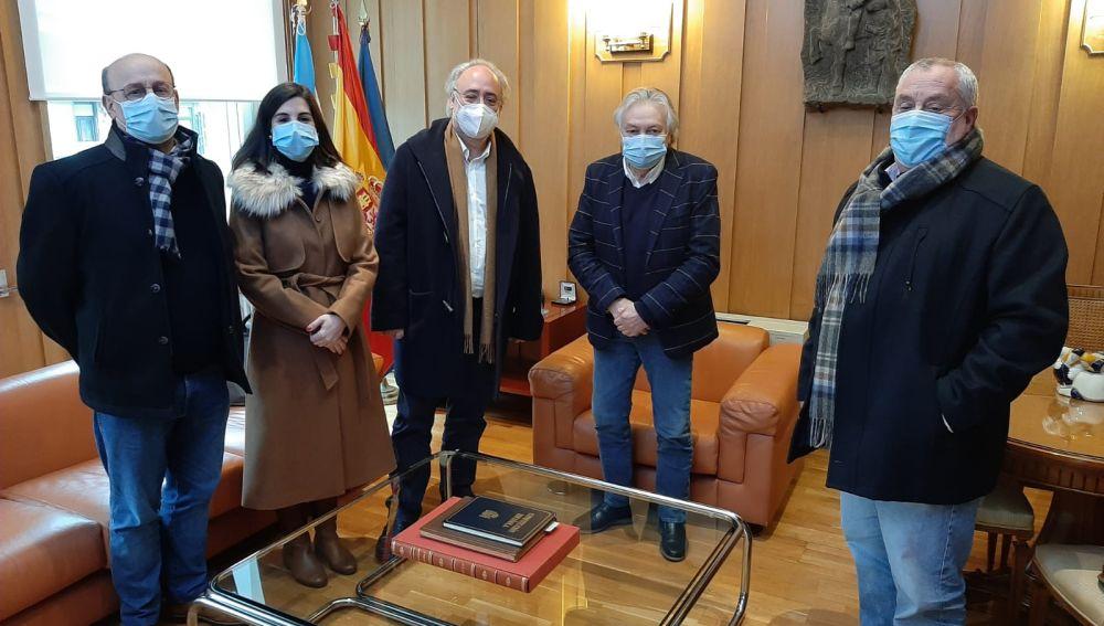 """O Psoe destaca o """"férreo compromiso"""" do goberno de Pedro Sanchez con Ourense"""