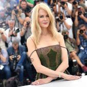 La actriz Nicole Kidman posa ante los fotógrafos en uno de los photocalls del Festival de Cannes