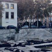 La CHS ha legalizado el pozo de agua con el que se refrigera el palacio de San Esteban, sede del Gobierno regional