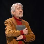 José Sacristán, premio AMGu de Honor de Teatro
