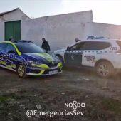Detenido un hombre en Sevilla por disparar con una escopeta al vehículo de su ex pareja