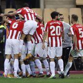 El Athletic gana la supercopa de España