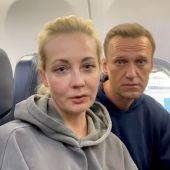 El opositor ruso, Alexéi Navalni