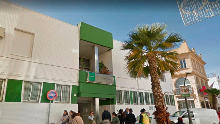 Centro de Salud 'El Lugar' en Chiclana