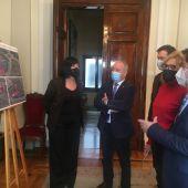 Los responsables de las cuatro instituciones implicadas conocen los detalles del proyecto