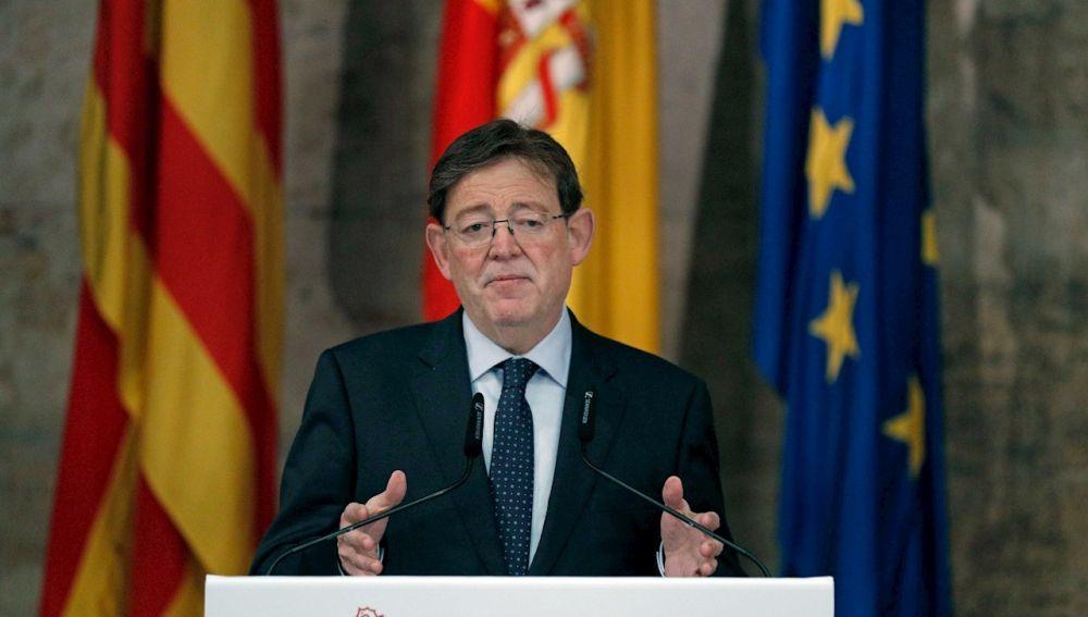 Ximo Puig explica restricciones en la Comunidad Valenciana