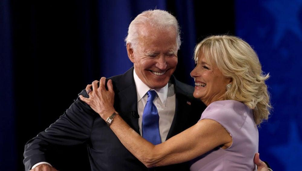 Así es Jill Biden, la esposa del próximo presidente de EEUU