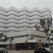 Edificio de los sindicatos en Ciudad Real