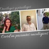 estudio sobre incidencia covid en paciente oncológicos.