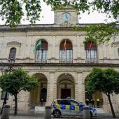 Fachada Ayuntamiento de Sevilla