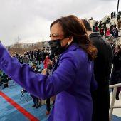 Así es Kamala Harris, la mujer que ha hecho historia siendo la primera vicepresidenta de Estados Unidos