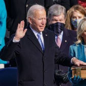 Joe Biden toma posesión como presidente de Estados Unidos: ceremonia de investidura, en directo