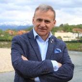 Emilio García. Ayuntamiento de Parres